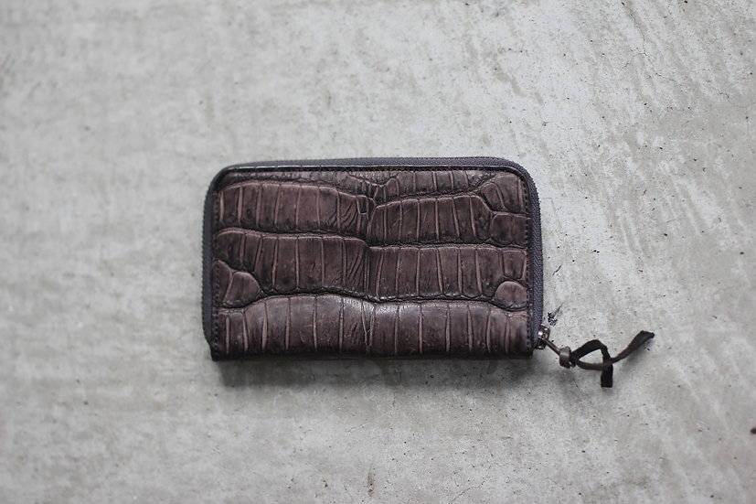 CP PURSE S-Crocodile leather