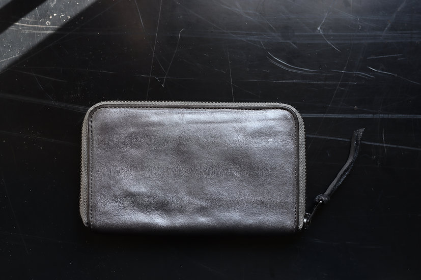 CP PURSE S-Silver painted