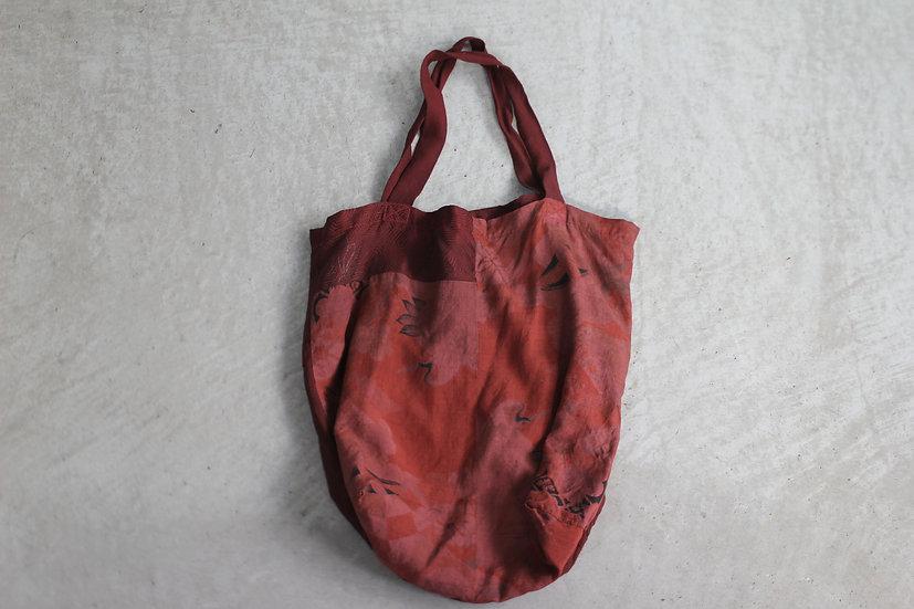 JAPANESE VINTAGE  KIMONO BAG