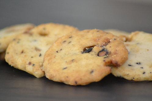 Soja rice crackers