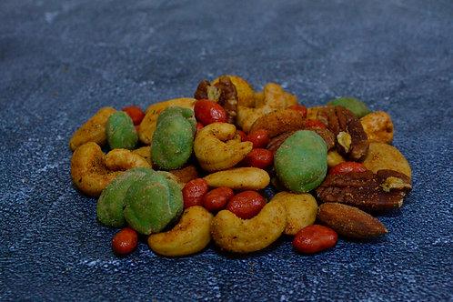 Indische kruiden notenmix
