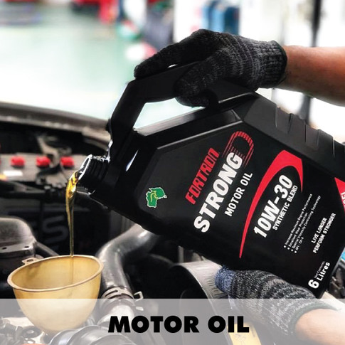Motor Oil & Lubricant