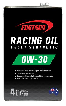 Fortron Racing Oil 0W30