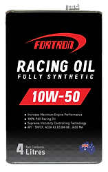 Fortron Racing Oil 10W50