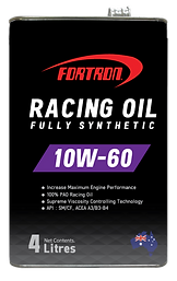 Fortron Racing Oil 10W60