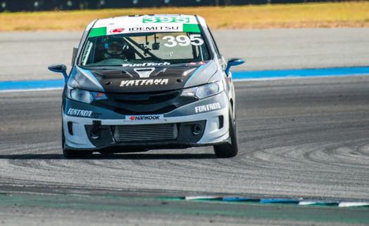 Fortron x Vattana Motorsport