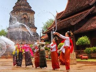 กลิ่นอายประเพณีสงกรานต์ ชุ่มฉ่ำทั่วหล้าเมืองไทย...