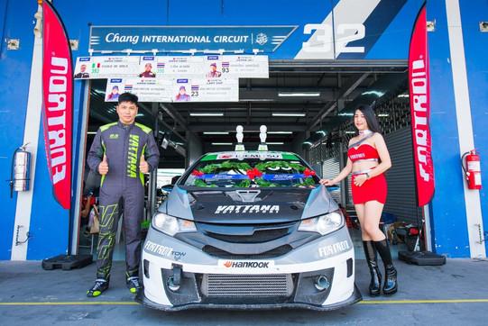Fortron x Vattana Motorsport x SP Automotive