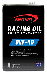Fortron Racing Oil 0W40