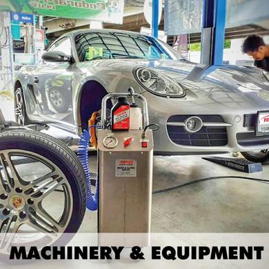 Machinery and Equipment