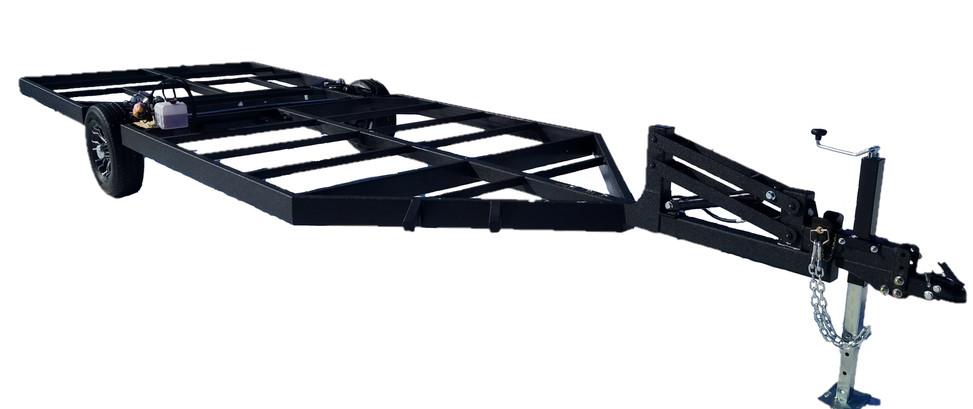 Single Axle Hydraulic Frames