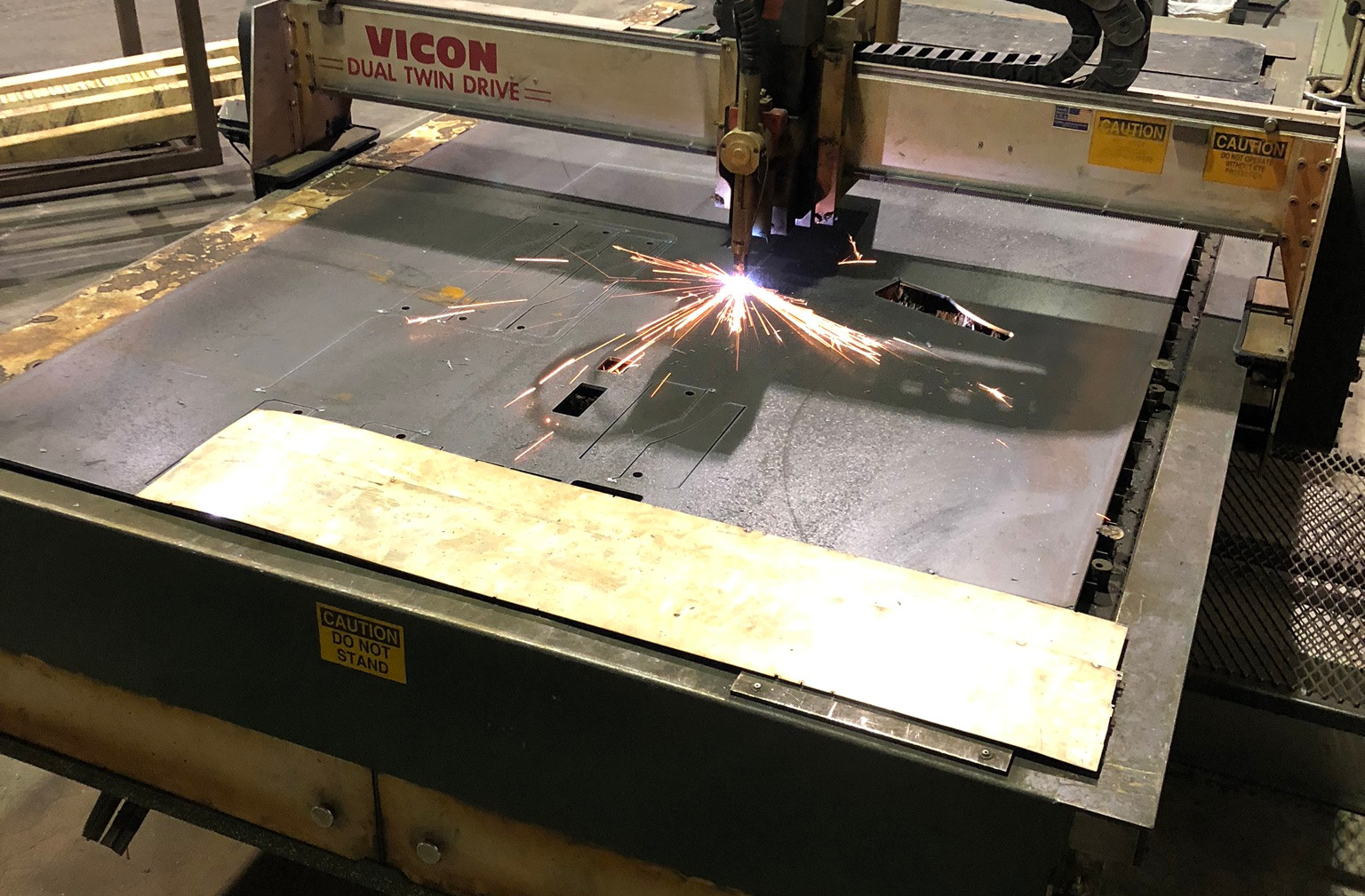 Complete Fabrication Shop