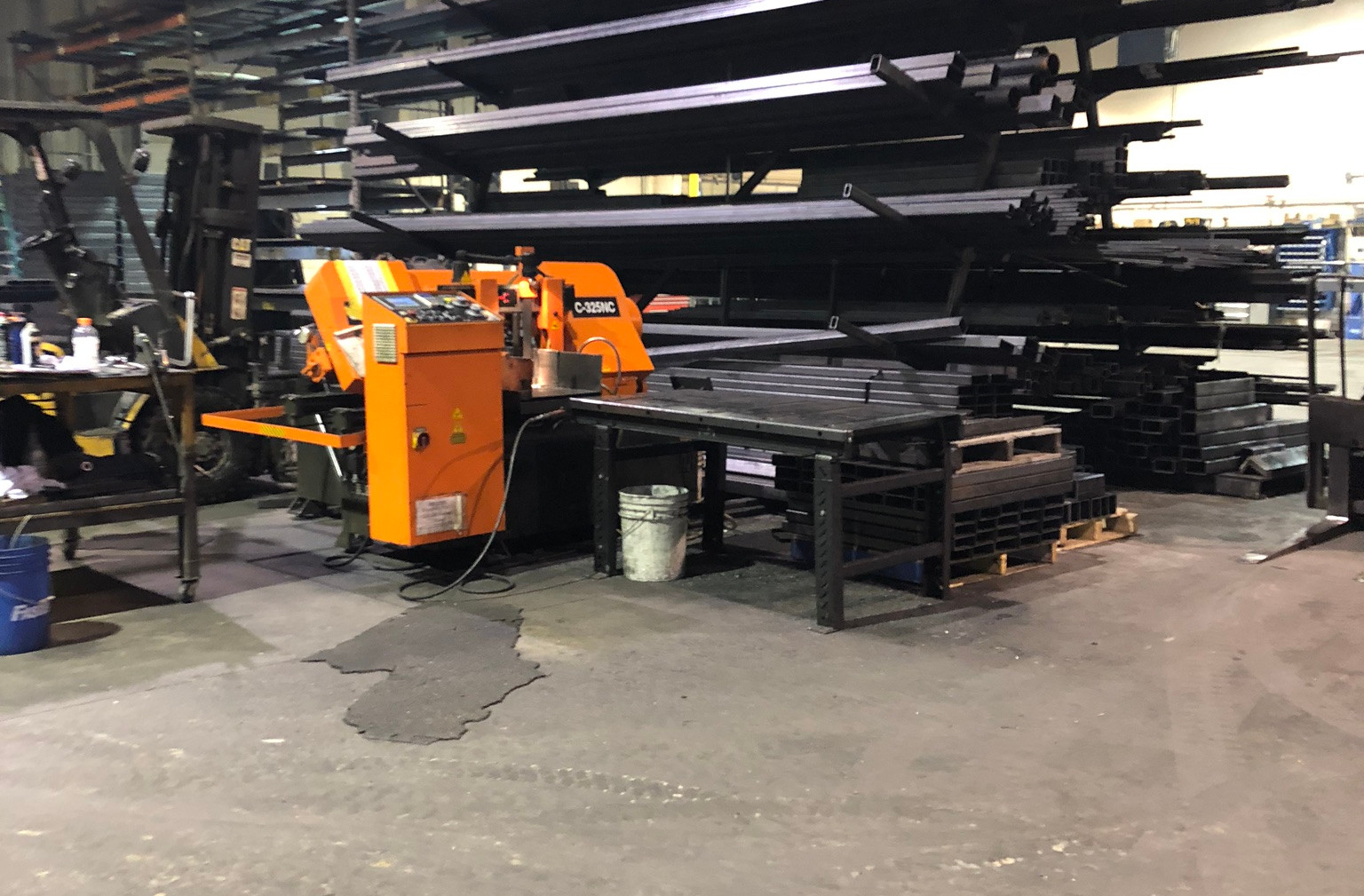 Here is a look at a few of our Shop Capabilities