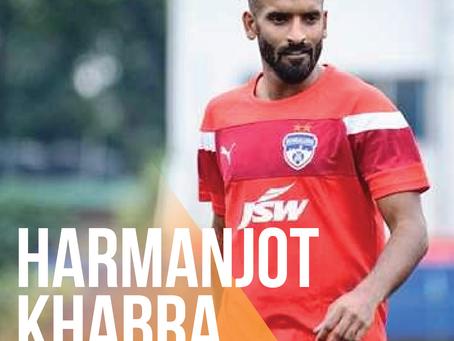 Harmanjot Khabra - The Passionate Midfielder