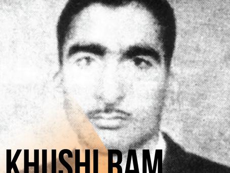 Khushi Ram - The Scoring Machine of Asia