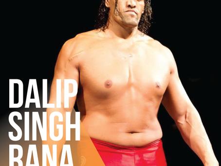 Dalip Singh Rana - The Great Khali