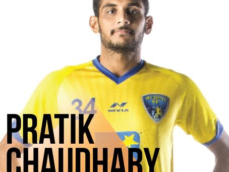 Pratik Chaudhary - The Battle Hardened Warrior