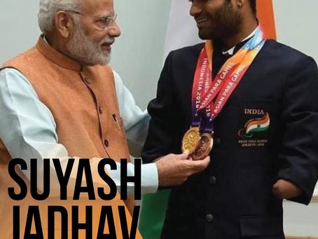 Suyash Jadhav - The Para Swimmer Champ