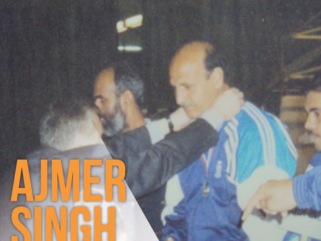 Ajmer Singh - The Indian Basketball Star
