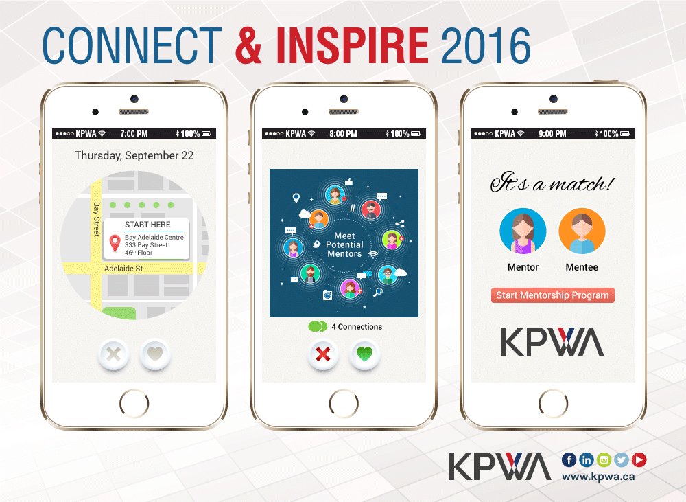Connect & Inspire 2016