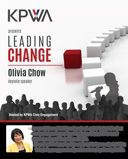 Leading Change ft. Olivia Chow