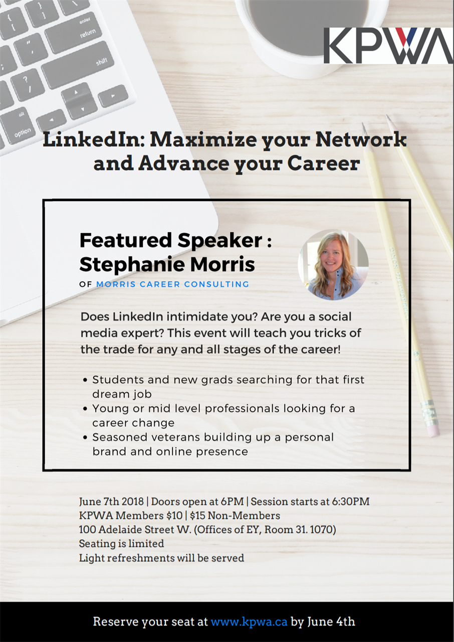 LinkedIn: Maximize Your Network