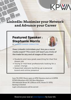 LinkedIn: Maximize Your Network