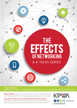 K-Talks: The Effects of Networking