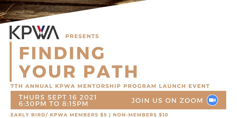 KPWA 7th Annual Mentorship Program Launch Event