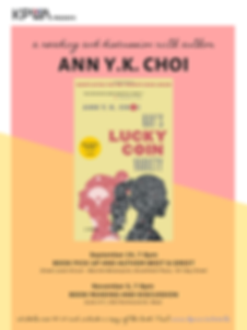 An Evening with Ann YK Choi