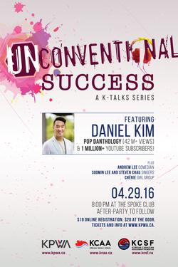 Unconventional Success