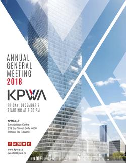 KPWA AGM 2018