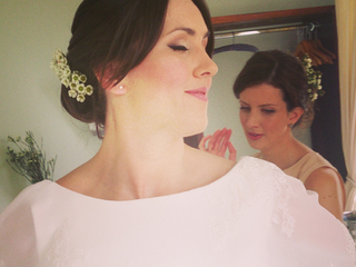 Stunning Wedding, Millhouse Slane.