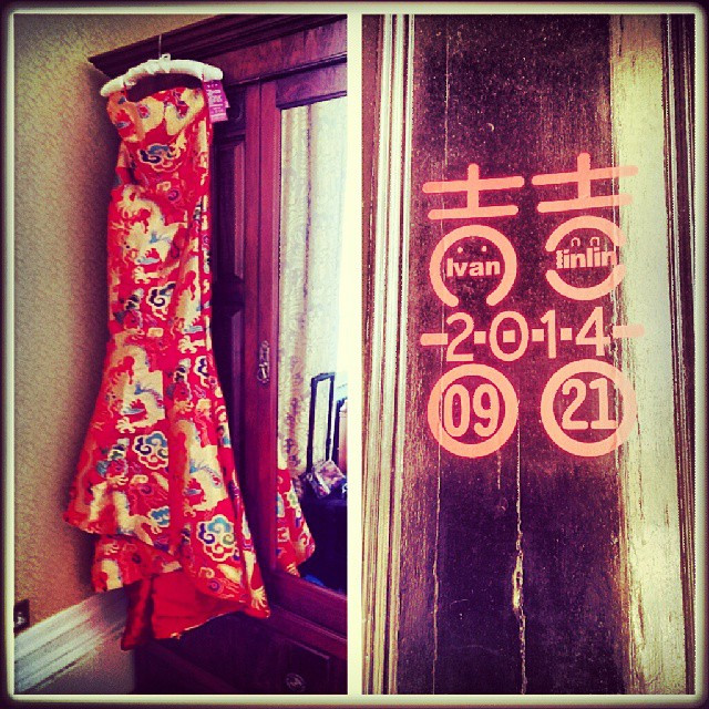 Instagram - Chinese & Irish wedding today lovely to see 2 cultures together.jpg