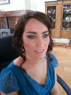 Make up by Nicki Fanning