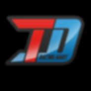 TD Racing Kart Logo (Zonder MACH 1) KLEU