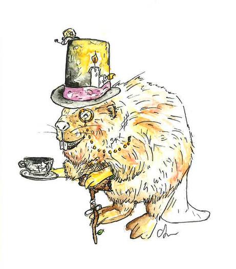 Lord Boffington Beaver (2nd Edit)