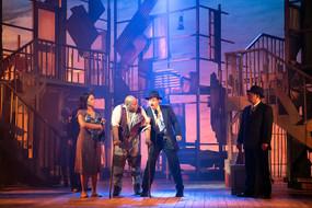 Porgy&Bess. Grange Park Opera 2019
