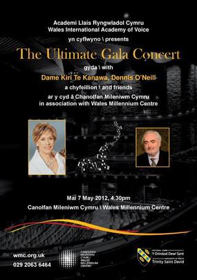 Ultimate Gala Concert 2012