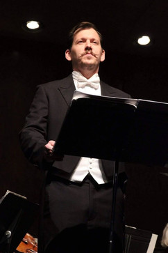 US Premiere of Julius Burger's Two Songs for Baritone and Orchestra