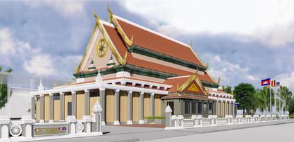 Glory Buddist Temple