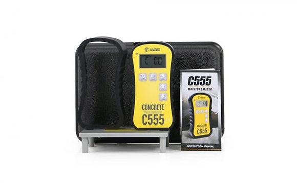 C555 Handheld Concrete Moisture Meter Kit