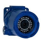 2MP IP Camera w/Explosion Proof Housing - CC03