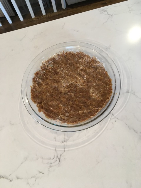 Pie without cream