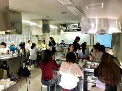 Ayurveda Cooking Class seminar in Progress