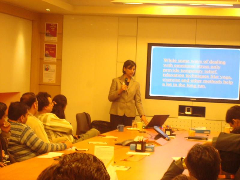 Ayurveda Seminar for Corporate sector