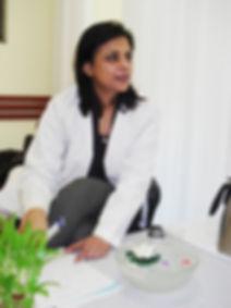 Dr Meenakshi Joshi at Consultation