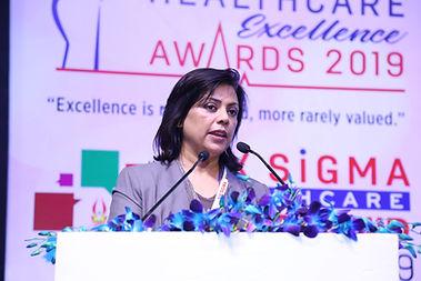 Six Sigma health awards.JPG
