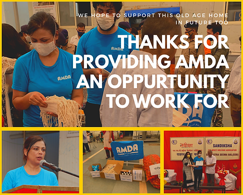 Thanks for providing Amda an oppurtunity