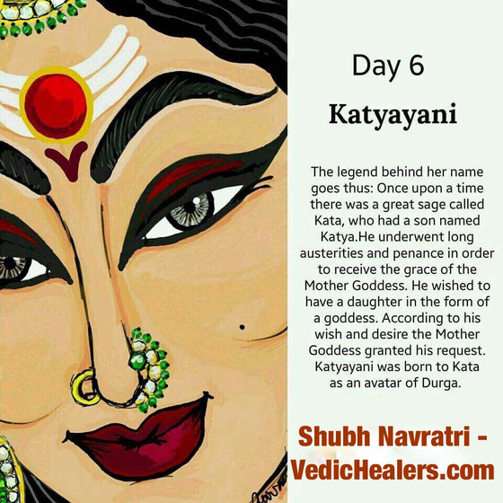 Ritu charya during Navratri